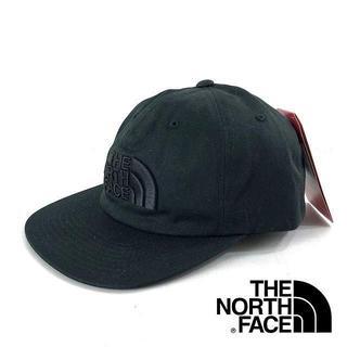 ザノースフェイス(THE NORTH FACE)のノースフェイス EL BALL CAP ロゴ刺繍キャップ 黒 180623(キャップ)