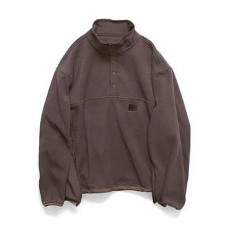 SUNSEA - 新品未使用 stein 19aw over sleeve fleece top