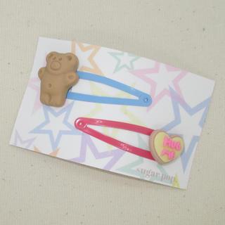 クッキー パッチンピン セット(ファッション雑貨)