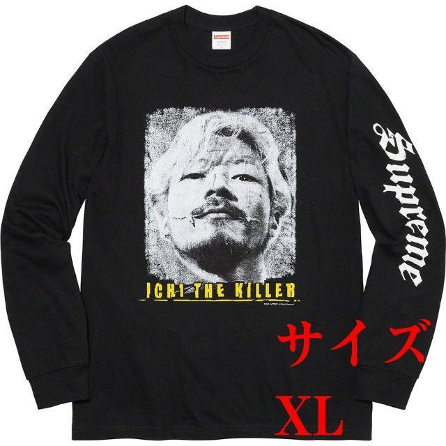 Supreme(シュプリーム)のIchi The Killer L/S Tee Black XL メンズのトップス(Tシャツ/カットソー(七分/長袖))の商品写真