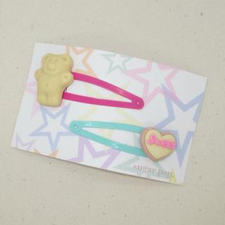 クッキー パッチンピン (ファッション雑貨)