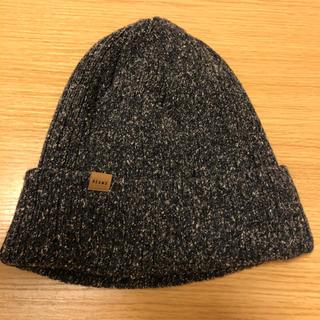 ビームス(BEAMS)のBEAMS ニット帽 (ネイビー)(ニット帽/ビーニー)