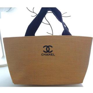 CHANEL - 新品 カゴトートバッグ