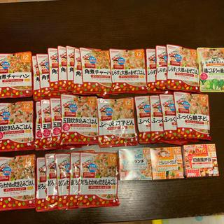 ワコウドウ(和光堂)の12ヶ月離乳食/BIC・32個・まとめ売り!お値下げ有!(その他)