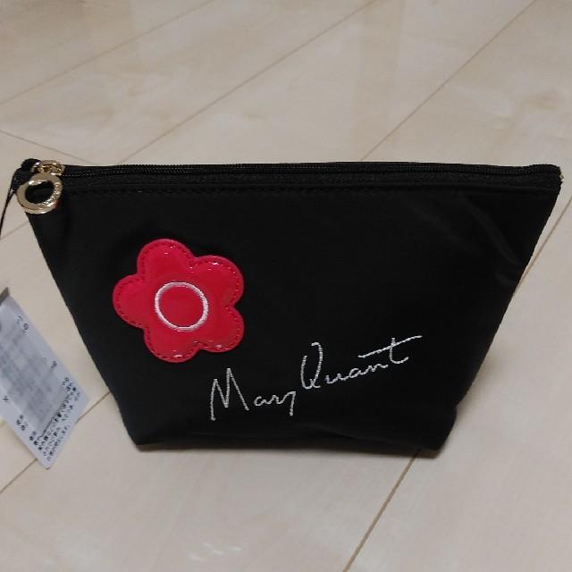 MARY QUANT(マリークワント)の新品MARY QUANTポーチ レディースのファッション小物(ポーチ)の商品写真