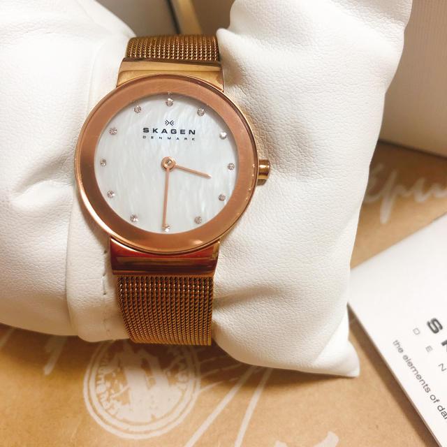 SKAGEN(スカーゲン)のSKAGEN  スカーゲン 腕時計 レディース レディースのファッション小物(腕時計)の商品写真