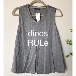 ディノス(dinos)のdinos RULe トップス(カットソー(半袖/袖なし))