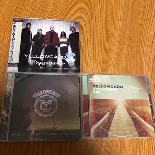 YELLOWCARD  日本盤CD 3枚