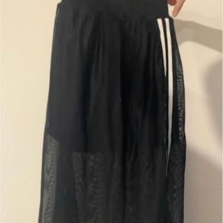 WEGO - メッシュロングスカート