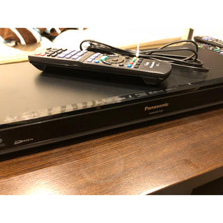 Panasonic - Panasonic 500GBブルーレイレコーダー DIGA