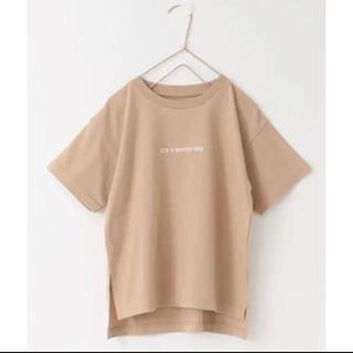 ローリーズファーム(LOWRYS FARM)の新品♥️LOWRYSFARM ロゴTシャツ(Tシャツ/カットソー)