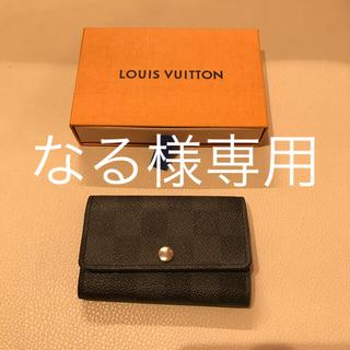 ルイヴィトン(LOUIS VUITTON)のLOUIS VUITTON ルイヴィトン ダミエ・グラフィット ミュルティクレ6(キーケース)