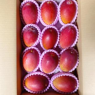 宮崎県産 完熟マンゴー 自家用 バラ詰め 約3.5kg(フルーツ)