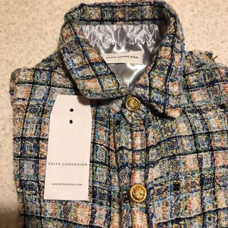 Balenciaga - 登坂広臣着 ELLY着FAITH CONNEXION チェックツイードシャツ