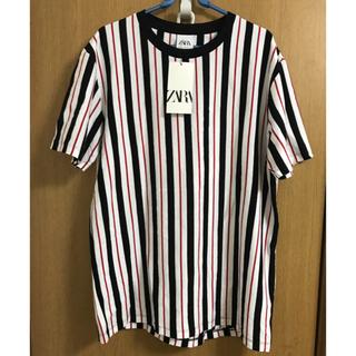 ZARA - 【未使用 タグ付き】ZARA Tシャツ