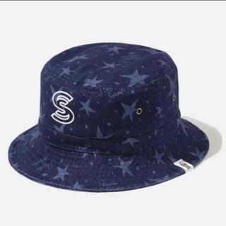 ジーユー(GU)のGU バケットハット 帽子(ハット)