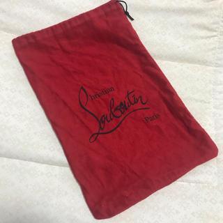 クリスチャンルブタン(Christian Louboutin)のクリスチャンルブタン♡巾着(ショップ袋)