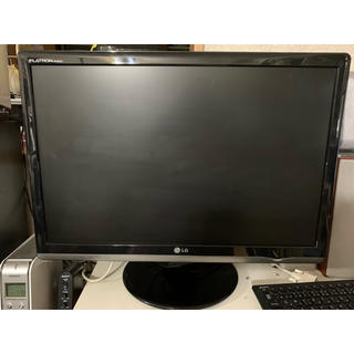 エルジーエレクトロニクス(LG Electronics)のLGディスプレイ◆FLATRON◆W2600V(ディスプレイ)