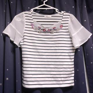 ミーア(MIIA)のMIIAのTシャツ(Tシャツ(半袖/袖なし))