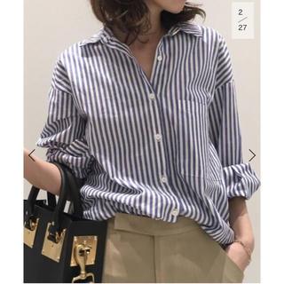 L'Appartement DEUXIEME CLASSE - L'Appartement  STATE SIDE Stripe Shirt