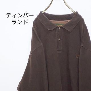 ティンバーランド(Timberland)のティンバーランド 90s ビッグシルエット ポロシャツ(ポロシャツ)