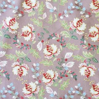 Madame Fleurモカブラウンゴールド(型紙/パターン)