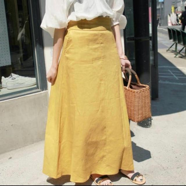 IENA SLOBE(イエナスローブ)のマキシスカート レディースのスカート(ロングスカート)の商品写真