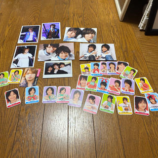 ヘイセイジャンプ(Hey! Say! JUMP)のHey! Say! JUMP 公式カード類(アイドルグッズ)