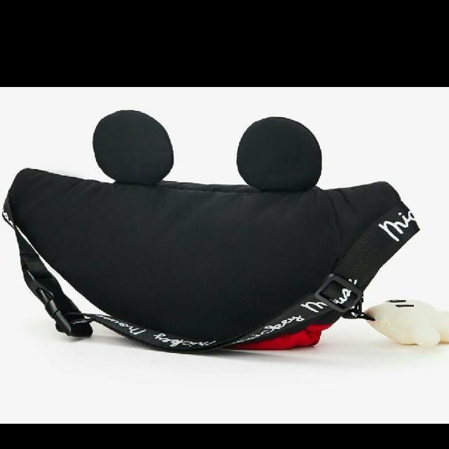ZARA(ザラ)の即購入OK⭐新品未使用⭐ZARA⭐ディズニー ベルトバッグ⭐ミッキーマウス⭐ レディースのバッグ(ボディバッグ/ウエストポーチ)の商品写真
