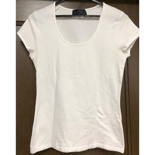アンタイトル(UNTITLED)のUNTITLED アンタイトル ホワイトTシャツ(Tシャツ(半袖/袖なし))
