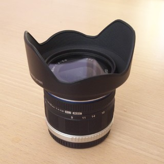 オリンパス(OLYMPUS)の[美品]オリンパス M.ZUIKO 9-18mm F4.0-5.6(レンズ(ズーム))