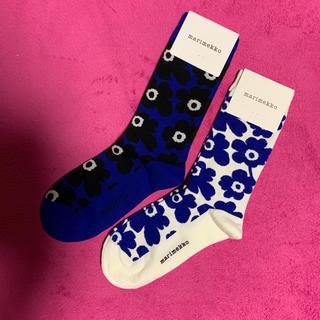 marimekko - マリメッコ靴下2足セット