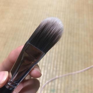 シュウウエムラ(shu uemura)のファンデ用ブラシ(ブラシ・チップ)