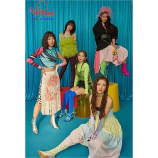 red velvet zimzalabim ポスター(K-POP/アジア)