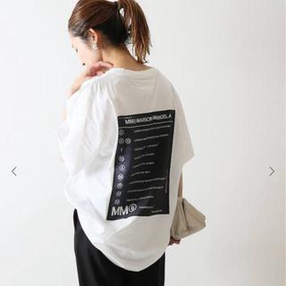 エムエムシックス(MM6)のメゾンマルタンマルジェラ Tシャツ(Tシャツ(半袖/袖なし))