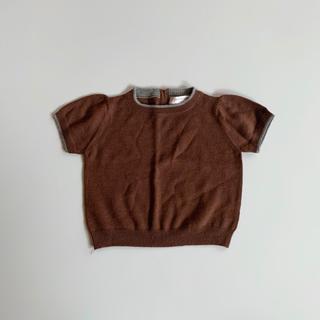 キャラメルベビー&チャイルド(Caramel baby&child )のcaramelbaby&child / ニット / 3m(ニット/セーター)