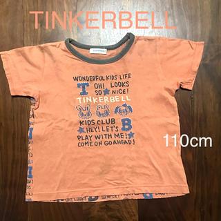 ティンカーベル(TINKERBELL)のティンカーベル  TINKERBELL 110cm  Tシャツ(Tシャツ/カットソー)