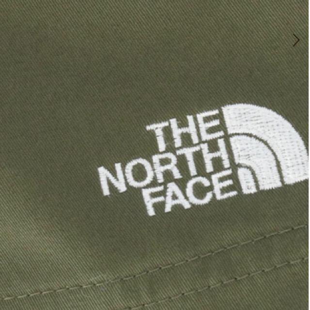 THE NORTH FACE(ザノースフェイス)のザノースフェイス    キッズ  ショートパンツ   バーントオリーブ  140 キッズ/ベビー/マタニティのキッズ服男の子用(90cm~)(パンツ/スパッツ)の商品写真