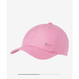 NIKE - 新品 NIKE kids ナイキ キッズ キャップ 帽子 ピンク