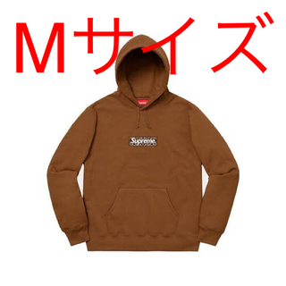 Supreme - BANDANA BOX LOGO HOODED SWEAT SHIRTS