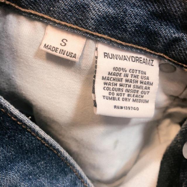 moussy(マウジー)のRUNWAYDREAMZ スタッズデニム ショートデニムパンツ レディースのパンツ(ショートパンツ)の商品写真