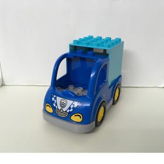 Lego - レゴ デュプロ 働く 乗り物 パトカー 緊急車両 車 1台