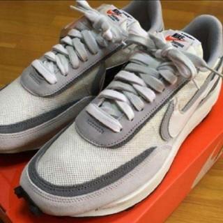 sacai - Nike LDWAFFLE white sacai 23.5cm