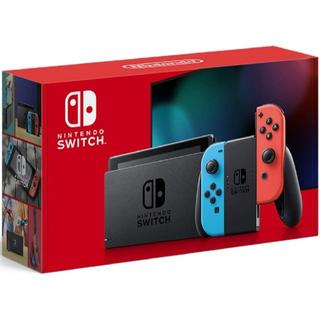 ニンテンドースイッチ(Nintendo Switch)の★新品★Nintendo Switch 本体 ネオンカラー/任天堂 送料無料★(携帯用ゲーム機本体)