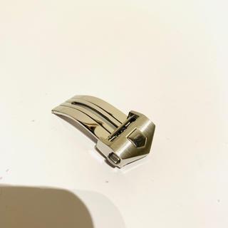 タグホイヤー(TAG Heuer)のタグホイヤー用 Dバックル 18mm(レザーベルト)
