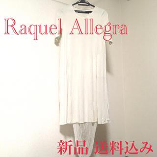 RaquelAllegra ラクエルアグレラ Aラインドレス Aライン(ミディアムドレス)