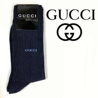 グッチ(Gucci)の90's GUCCI グッチ 靴下 ソックス 総柄 CG柄 未使用タグ付き(ソックス)