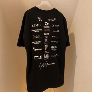 Yohji Yamamoto - ヨウジヤマモト ニューエラ 記念 Tシャツ XL