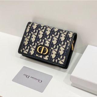Christian Dior - christian dior ディオールのミニ財布