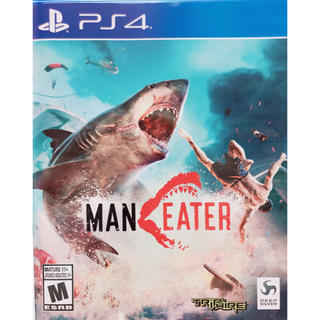 PlayStation4 - マンイーター PS4